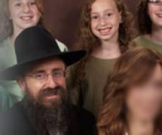 האב ובני משפחתו