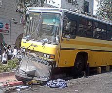 התאונה הקשה. צילום: כיכר השבת