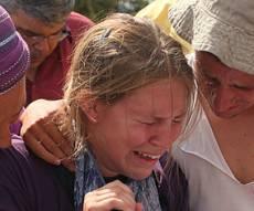 תיעוד מזעזע: 4 קורבנות נקברים
