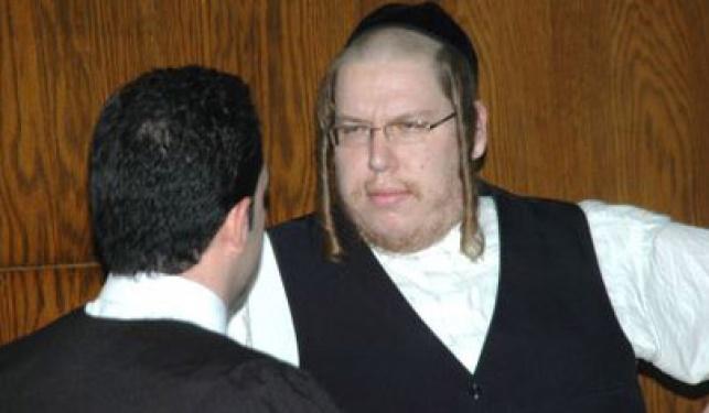 מילר בבית-המשפט (צילום: עוזי ברק)