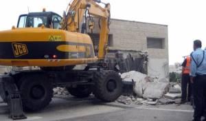 ההרס, היום (צילום: נחי גל, סוכנות חדשות 24)