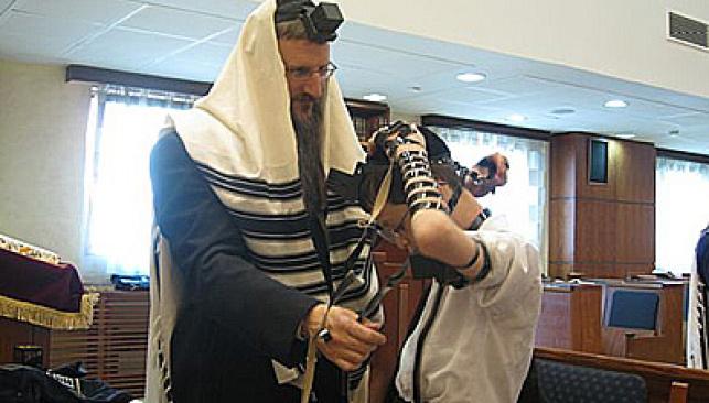 הרב לאזאר והתלמיד