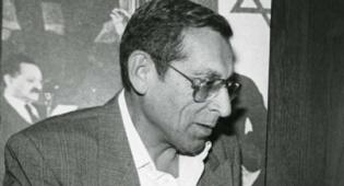 רחבעם זאבי (צילום: פלאש 90)
