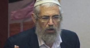 הרב מרדכי אלון (צילום: פלאש 90)