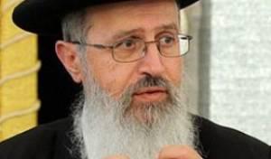הרב אברהם יוסף (צילום: ברלה שיינר)