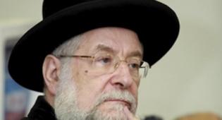 הרב לאו (צילום: פלאש 90)