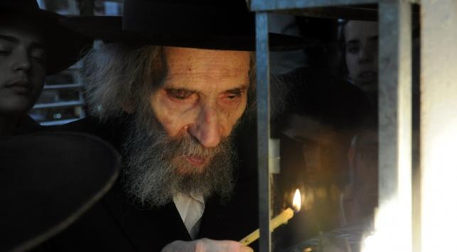 """הגראי""""ל שטיינמן, השבוע (צילום: כיכר השבת)"""