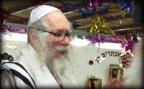הרב אליעזר ברלנד (ארכיון: כיכר השבת) - טלטלה ב'שובו בנים': הרב ברלנד נלקח למקום מסתור