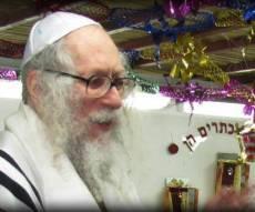 הרב אליעזר ברלנד (ארכיון: כיכר השבת) - הרב אליעזר ברלנד נעדר מהברית לנינו