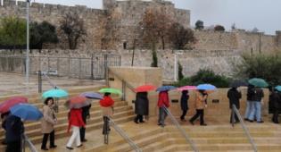 טיול בירושלים (צילום: פלאש 90)