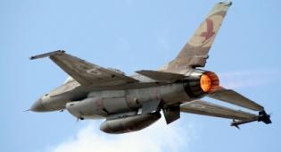 """מטוס צה""""ל (צילום: פלאש 90)"""