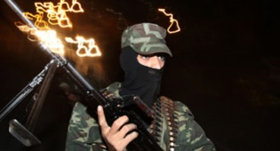 פעיל טרור (צילום: פלאש 90)