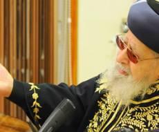 הרב עובדיה יוסף (צילום: יוסי פורמנסקי)