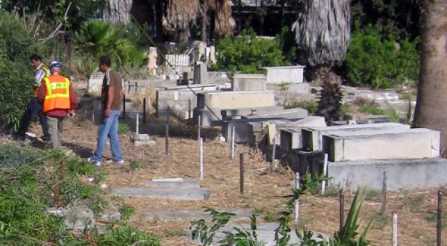בית-הקברות, השבוע