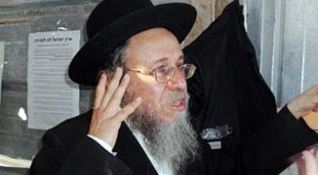 """הרב יצחק ברנד. צילום: אגודת חלמי""""ש"""