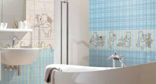 """(צילום: יח""""צ) - איך מעצבים חדר אמבטיה לילדים?"""