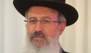הרב אברהם יוסף (צילום: מאיר אלפסי)