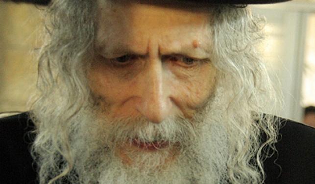 הרב ברלנד (צילום: ויקטור מזוז, כיכר)