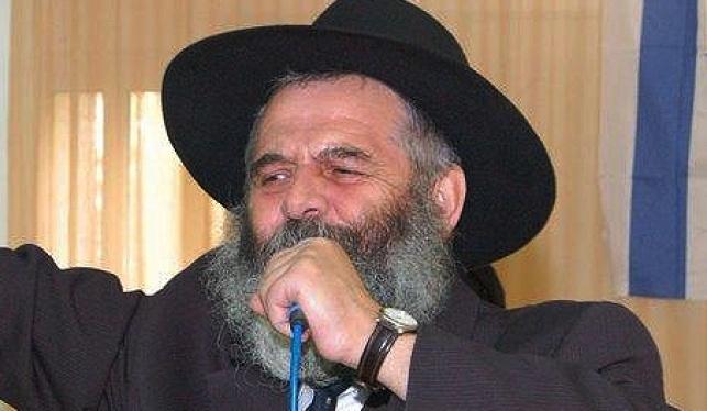 הרב ורזוב (צילום: שטורעם.נט)