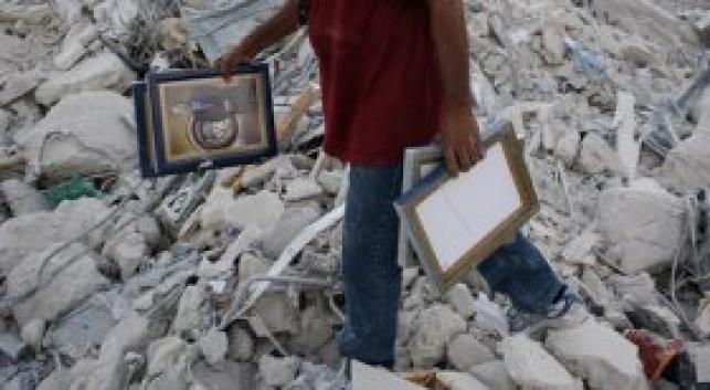 רעידת אדמה (צילום ארכיון: פלאש 90)