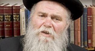 """הרב ליפסקר ע""""ה. צילום: שלמה ניימרק"""