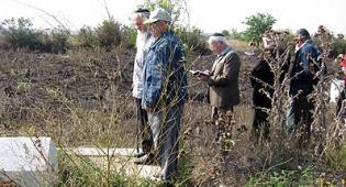 העליה לציונו, היום - טאלנא: יהודים עלו לציון הרבי