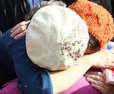 הלוויה, היום (צילום: מאיר אלפסי, כיכר השבת)