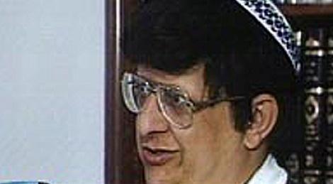 הרב עוזי משולם (צילום: חדשות 2) - דיווח: הרב עוזי משולם לקה באירוע מוחי