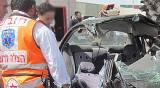 """זירת התאונה (סוכנות הידיעות """"חדשות 24"""")"""