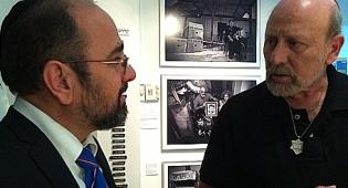 צפו בתיעוד: השר מרגי במוזיאון גוש קטיף