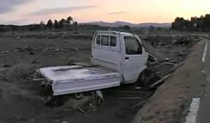"""רעש אדמה ביפן: """"כמו האסון בצ'רנוביל"""""""