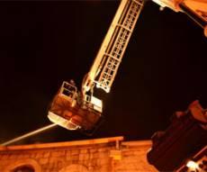 צילום: להב אסף אברס - דובר כבאות י-ם