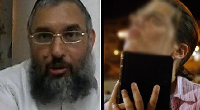 אילוסטרציה. משמאל: אהרן רמתי (דוד כהן, פלאש 90)