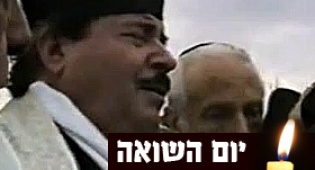 מטלטל: משה שטרן שר לקדושי השואה