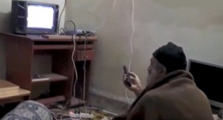 בן לאדן, מתוך הקלטת (צילום מסך)