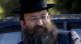 הרב ישראל גליס (צילום: פלאש 90)