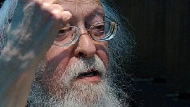 """הגרי""""ש אלישיב (צילום: פלאש 90)"""