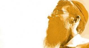 אברהם פריד (צילום: ישראל ברדוגו)