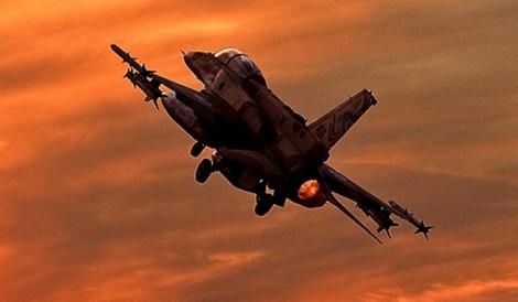 """צה""""ל תקף עשרות מטרות השייכות לאיראן ברחבי סוריה"""