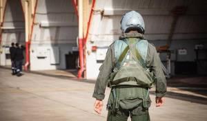 אחרי ההצפה: בסיס חיל-האוויר חזר לפעילות