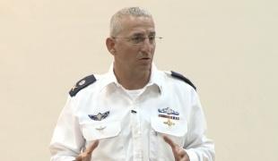 טקס ההתייחדות עם חללי חיל הים וצוללת דקר