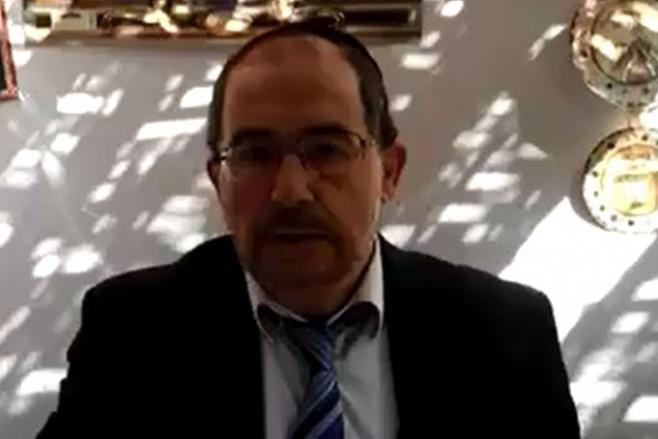 סוכות • הרב מיכאל שושן עם וורט במרוקאית