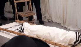"""הלוויה קורעת לב: """"מי שרואה אותך מזועזע"""""""