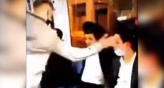 הוארך מעצר החשוד בתקיפת נוסע חרדי