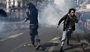 הפגנות ה-1 במאי בפריז