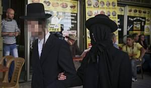 חסיד ברסלב ברובע היהודי, בסוף השבוע