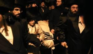 """תיעוד: מאות בהלווית הרב ישעיה בלוי זצ""""ל"""