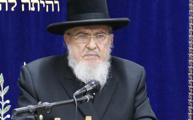 צפו: רבי ברוך מרדכי בשיחת הכנה לשבועות