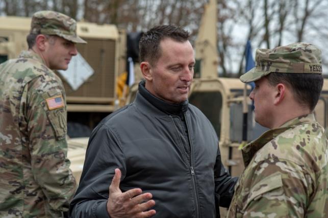 """שגריר ארה""""ב בגרמניה, ריצ'רד גנרל"""