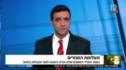 צילום: חדשות 12